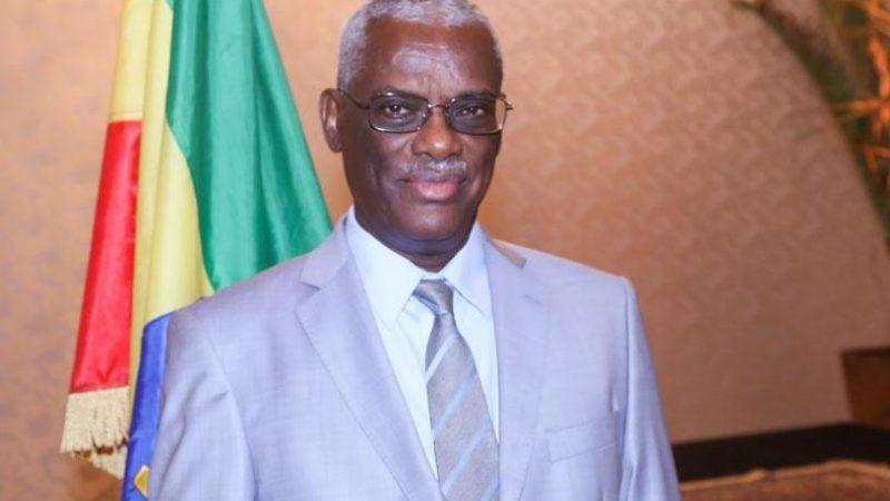 Entrevista com o Embaixador da Etiópia, V. Ex.ª Yalew Abate