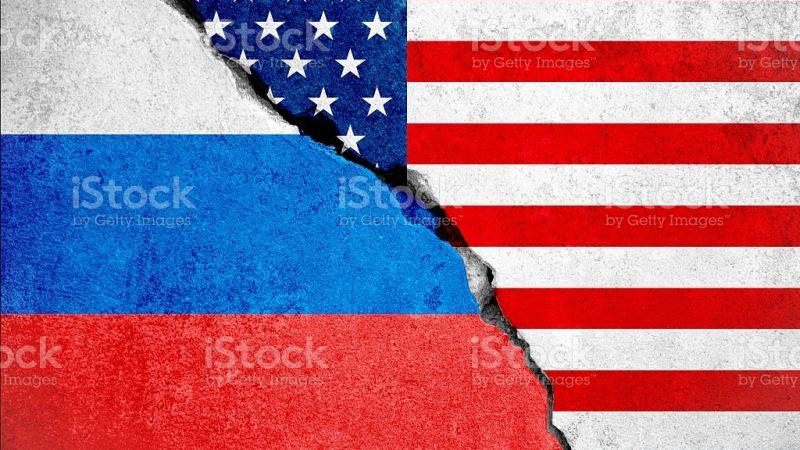 Uma nova Guerra Fria entre Estados Unidos e Rússia