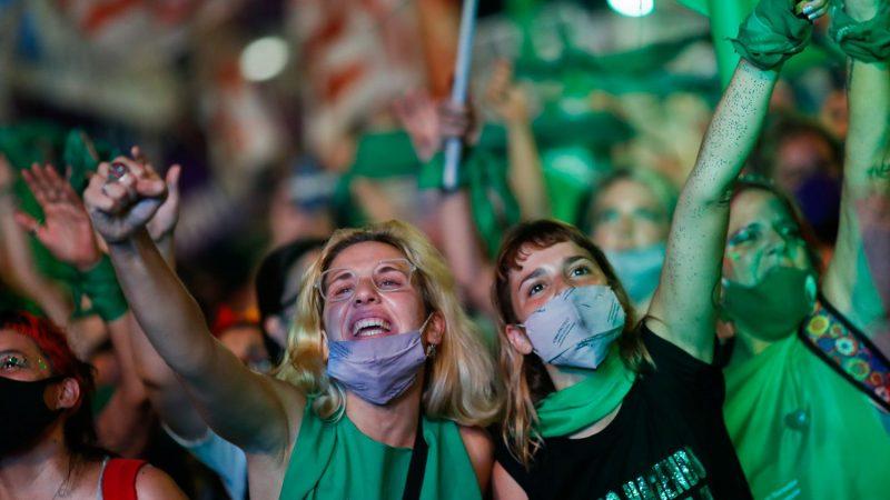 OS DIREITOS HUMANOS DAS MULHERES NA ARGENTINA