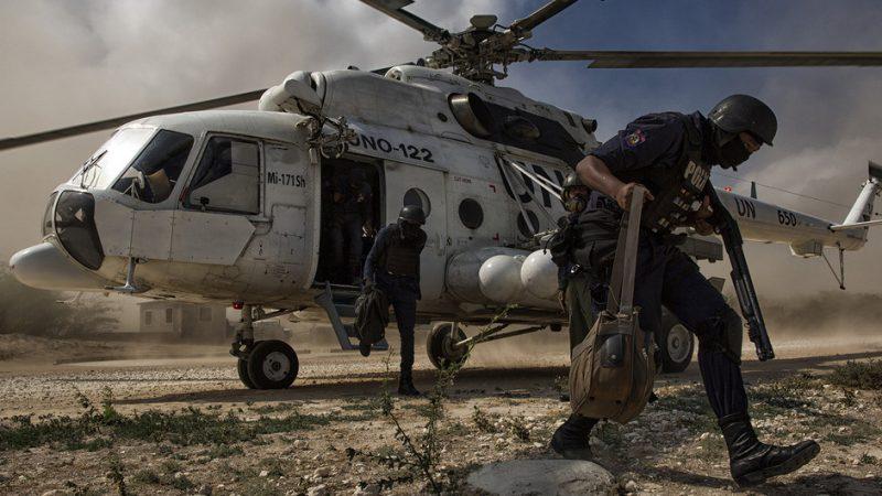 MISSÃO DAS NAÇÕES UNIDAS PARA A ESTABILIZAÇÃO DO HAITI: UM CASO FRACASSADO OU BEM SUCEDIDO?