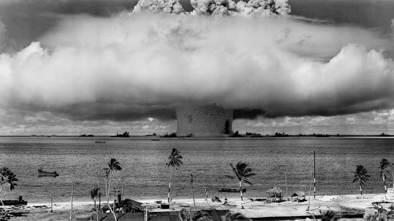 POR QUE AS ILHAS MARSHALL LUTAM PELO DESARMAMENTO NUCLEAR?