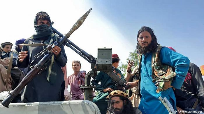 Período de incertezas dentro do território afegão