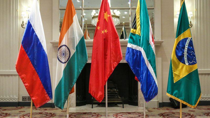 BRICS: R de Rússia